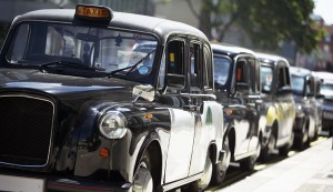 London's current black cabs