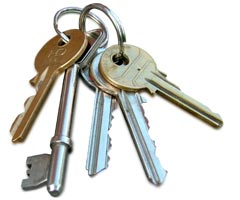 how to not lose your house keys
