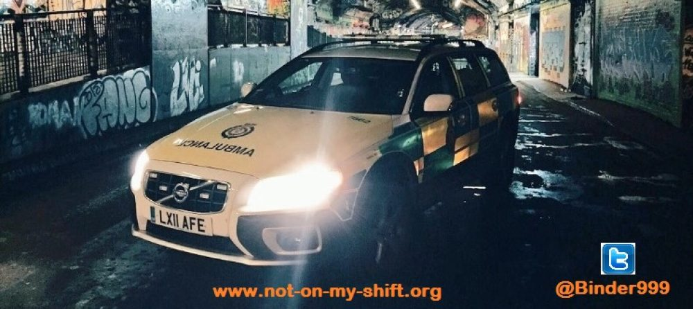 Ambulance Lingo | not-on-my-shift org